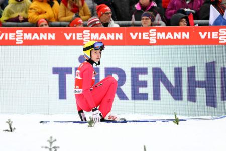 Anna Shpyneva - WWC Klingenthal 2019