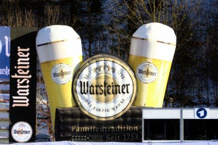 Warsteiner International  Premium Beer - WC Willingen 2020