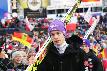 Andreas Wellinger - WC Willingen 2018