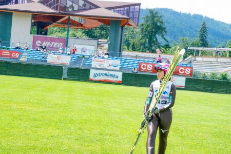 Yūka Setō - FIS Cup Szczyrk 2018