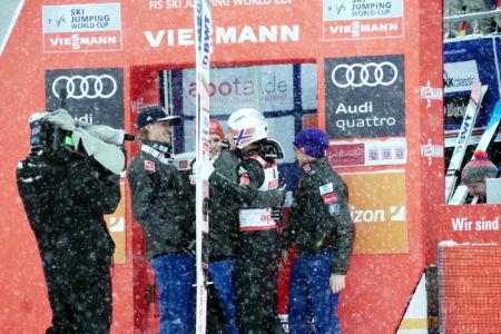 WC Willingen 2018 - Team Norway