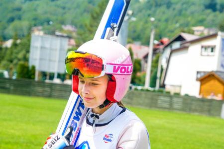 Stěpánka Ptáčková - FIS Cup Szczyrk 2018