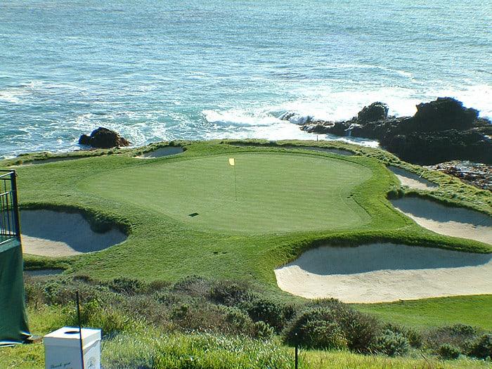 4. Pebble Beach Golf Links