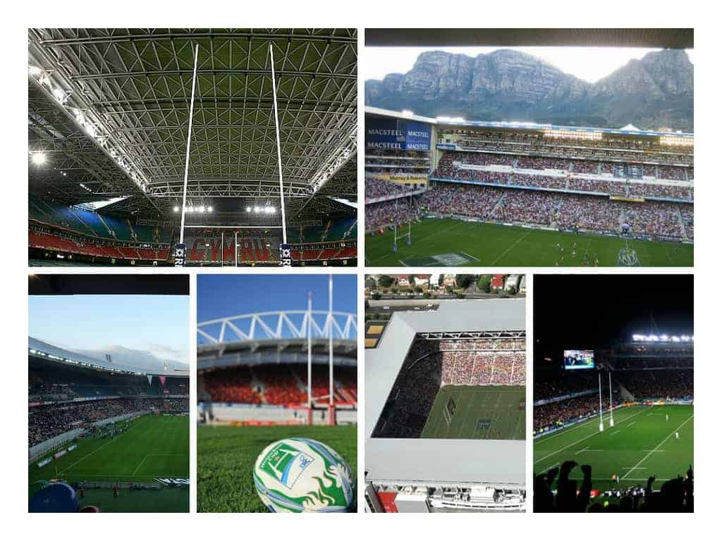 Best Rugby Stadiums of the world