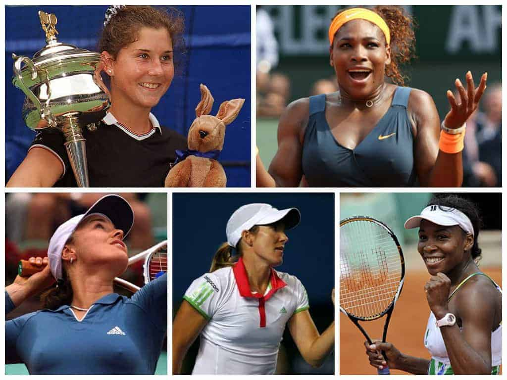 Greatest Female Tennis Players Ever 1