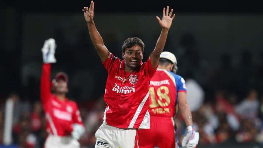 Sandeep Sharma appeals successfully against Virat Kohli