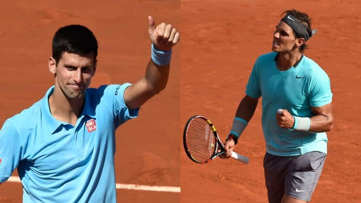 French Open Final 2014 - Nadal Vs Djokovic Statistical Highlights