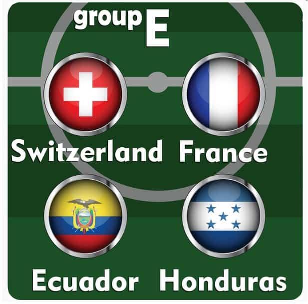 Group E