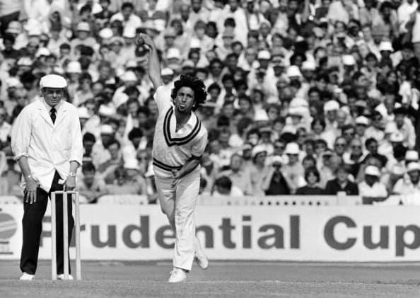 Abdul Qadir - Prudential Cricket World Cup