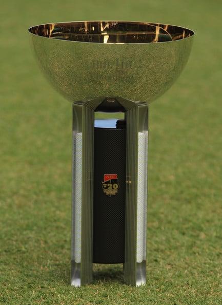 KFC T20 Big Bash League Trophy