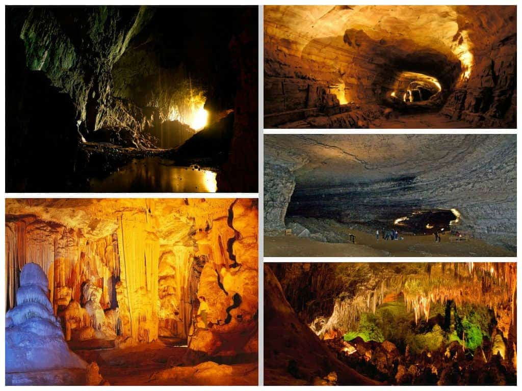 Some of the Famous Caving Destinations of the World