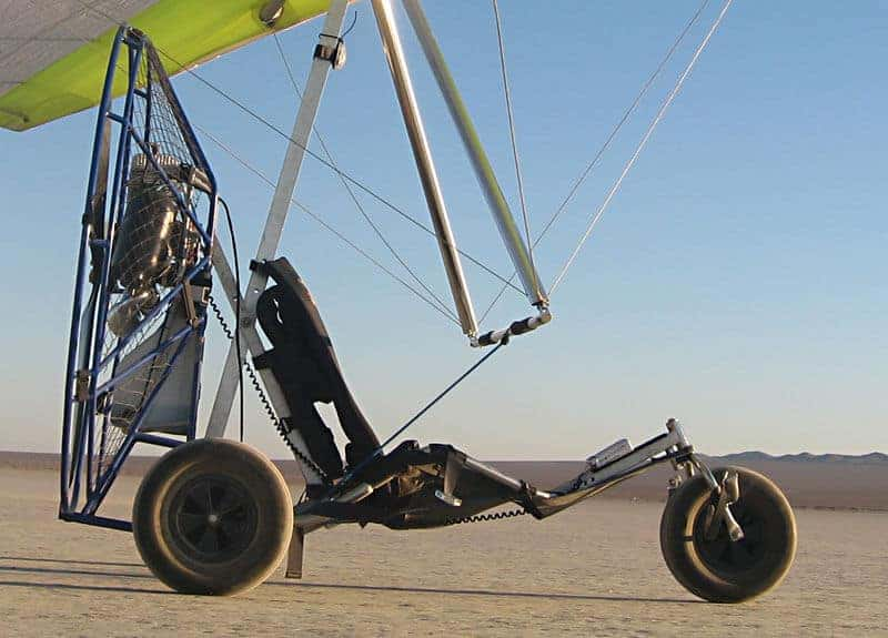 All about Hang Gliding Components