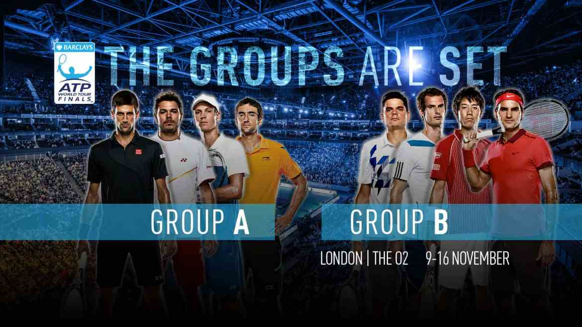 All the Information about ATP World Tour Finals 2014