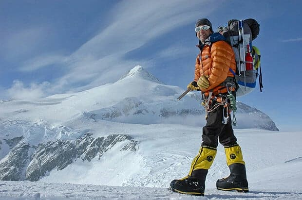 All the Details about Mountaineering