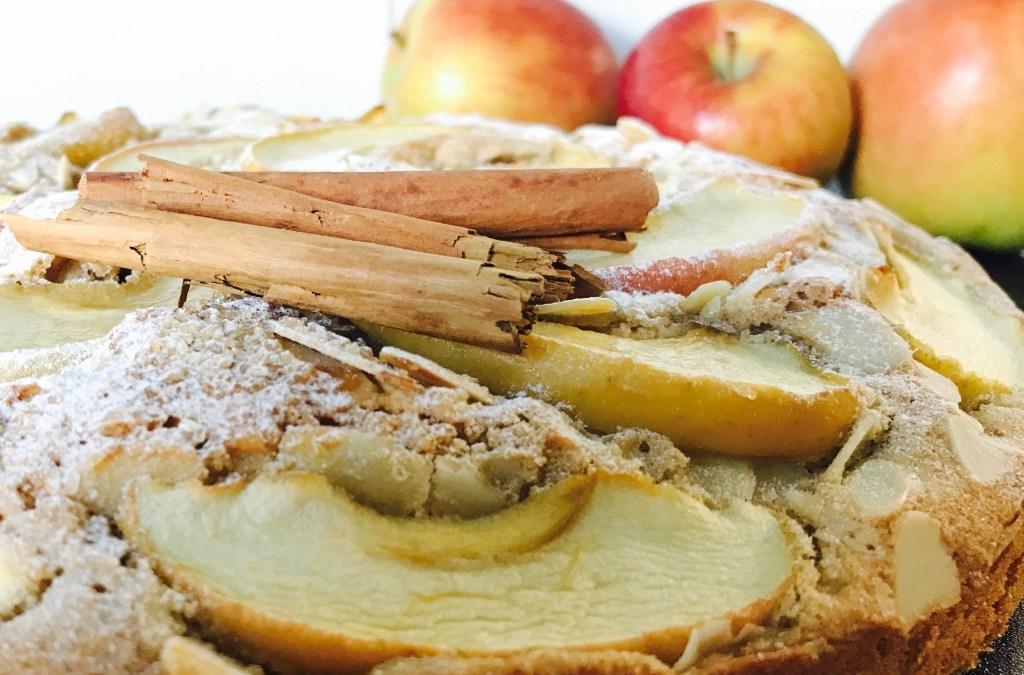 Blitzrezept: Apfelkuchen