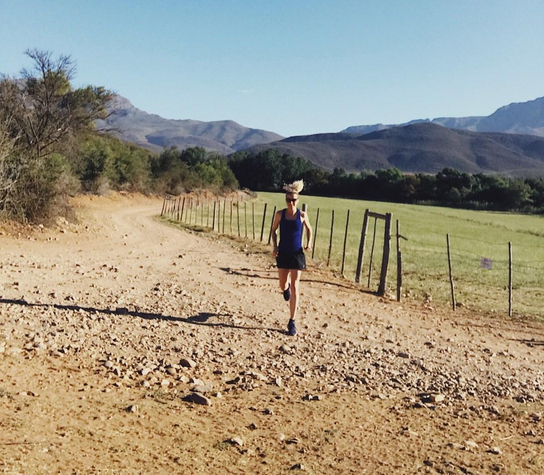 Laufen Südafrika
