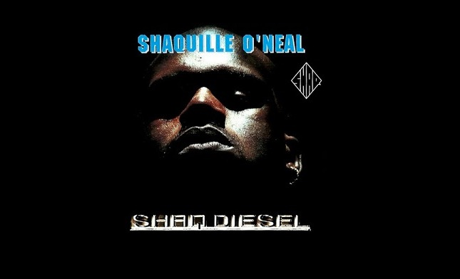Shaq Diesel - Album by Shaquille O'Neal