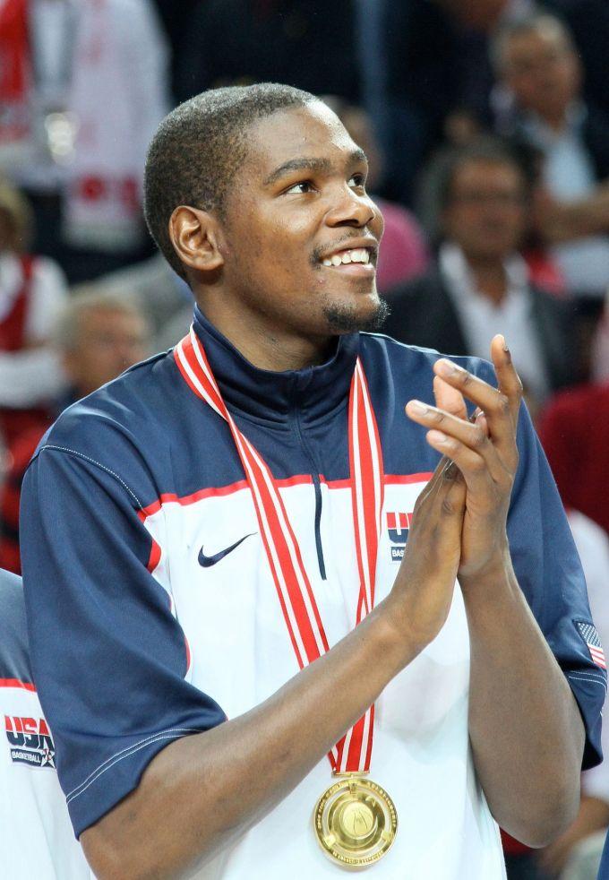 Kevin Durant 2010 FIBA World Championship