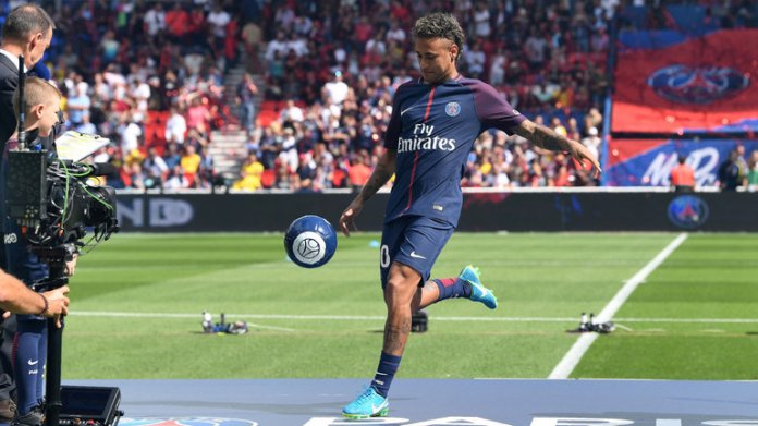 Neymar Jr PSG (Paris Saint-Germain)