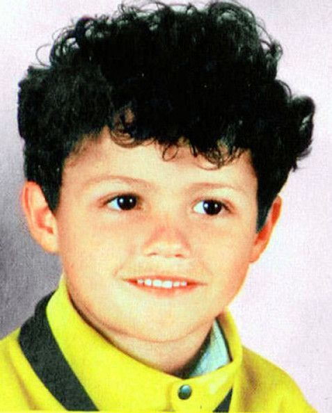 Cristiano Ronaldo Childhood Photo