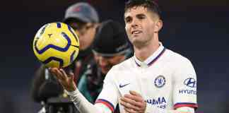 Christian Pulisic of Chelsea FC