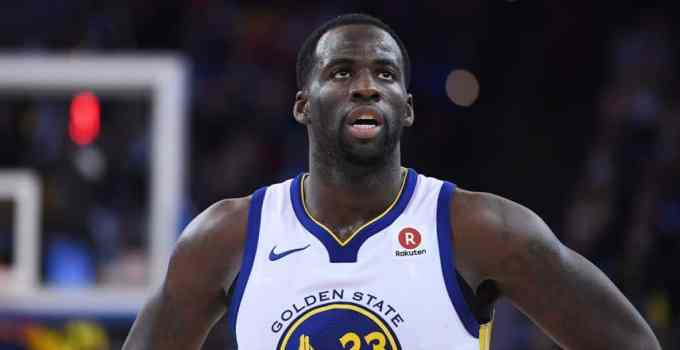 Draymond Green of Golden State Warriors