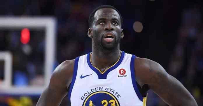 Draymond Green of Golden State Warriors