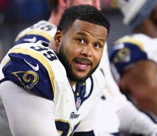 Aaron Donald of Los Angeles