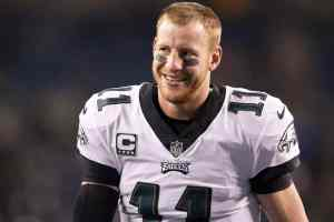 Carson Wentz Biography Facts, Childhood & Personal Life