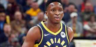 Victor Oladipo of Indiana Pacers