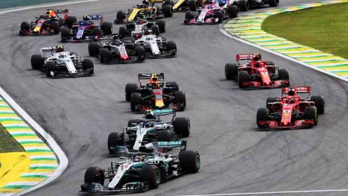 Photo of Formula 1 (F1) sport - Brazilian Grand Prix