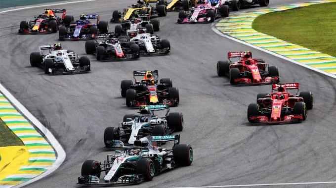 Photo of Formula 1 (F1) sport - Brazilian Grand Prix