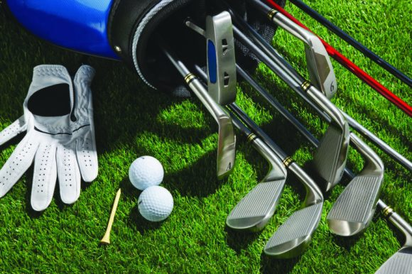Golf Equipment - Rules of Sport