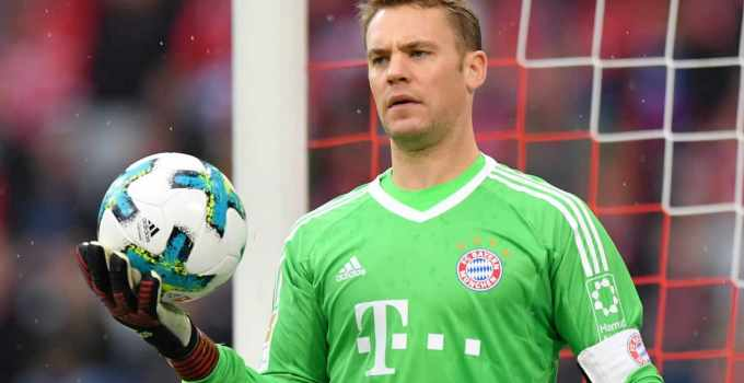 Manuel Neuer Biography Facts, Childhood, Career, Net Worth, Life