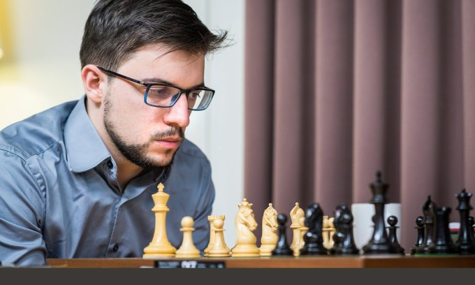 Maxime Vachier-Lagrave, French chess player.
