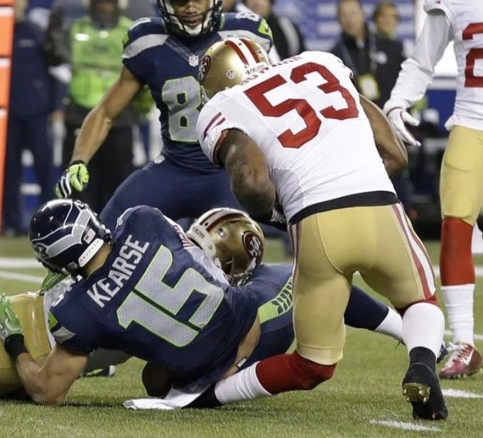 NaVorro Bowman Injury