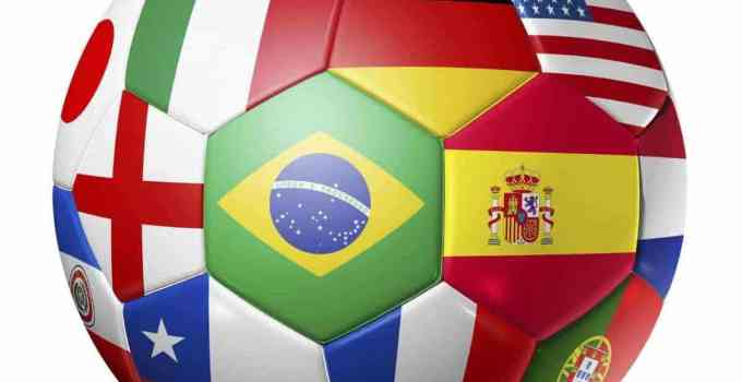 Top-20 Best Football Countries In The World