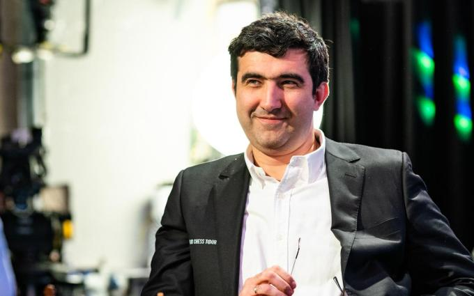 Vladimir Kramnik - Russian Chess player