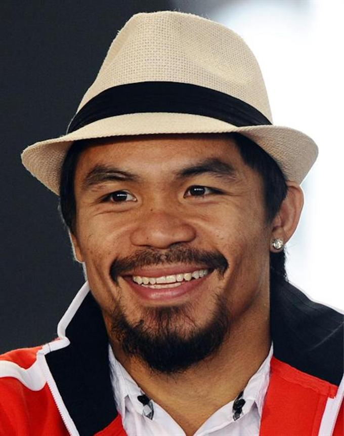 Richest Boxer – Manny Pacquiao Net Worth