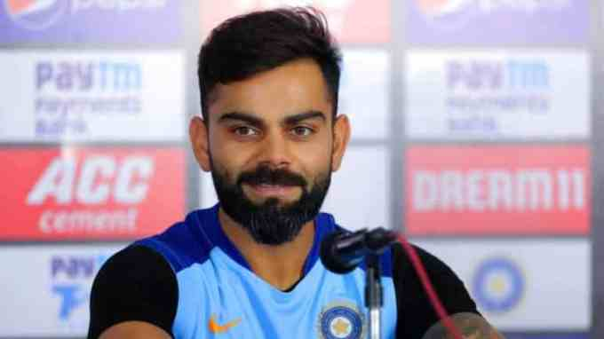 Photo of Virat Kohli