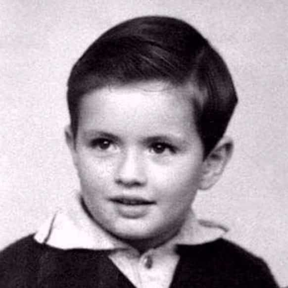 Young Jose Mourinho Childhood Photo