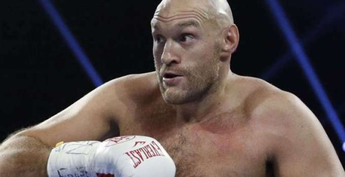 Tyson Fury Biography Fact, Childhood, Net Worth, Life