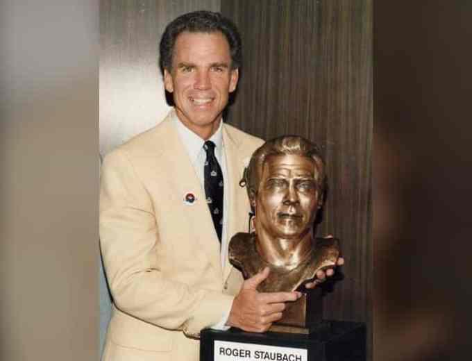 Photo of Staubach Roger, former Dallas Cowboys quarterback