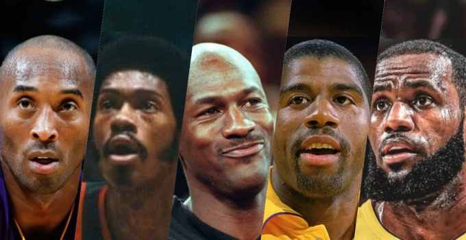 Richest NBA Players Of All-Time