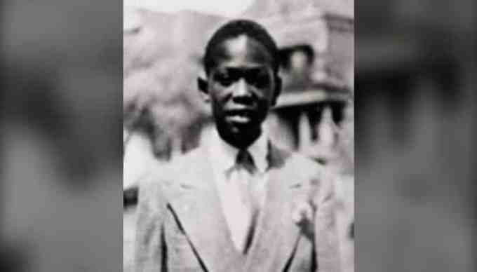 Bill Russell Early Childhood Photo