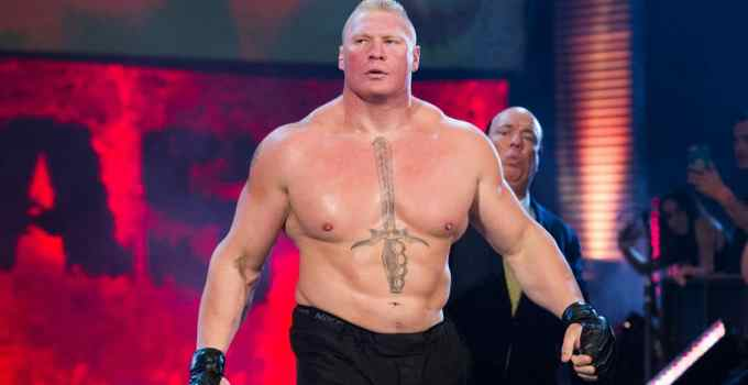 Brock Lesnar Biography Facts Childhood Net Worth Life