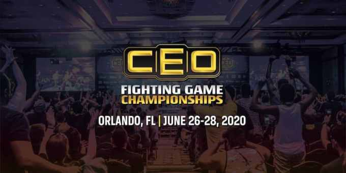 CEO Fighting Game Championship