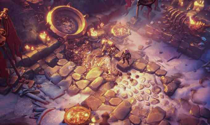 Darksiders Genesis PS4 PlayStation 4