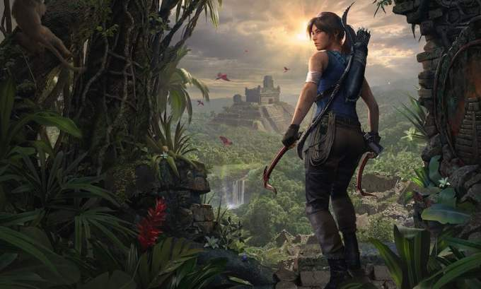 Shadow Of The Tomb Raider PS4 PlayStation 4