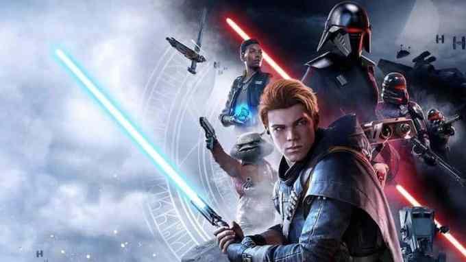 Star Wars Jedi- Fallen Order PS4 PlayStation 4